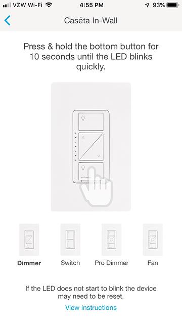 Installing The Lutron Caseta Fan Switch