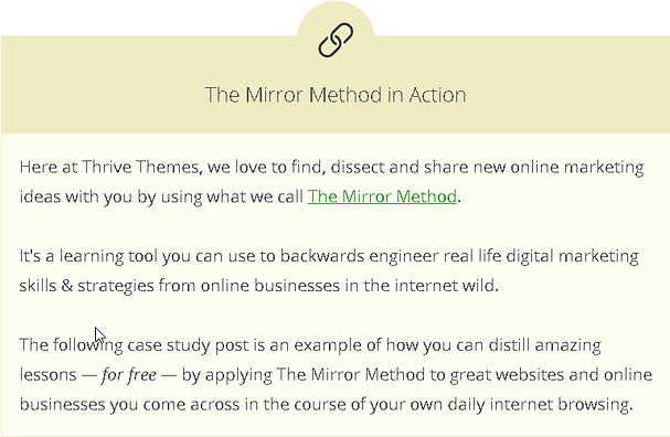 Thrive Themes Review: Mirror Method Case Study How One Health Website Segments Its Leads To Boost Engagement