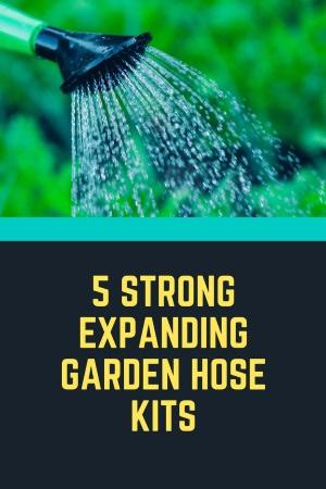Expanding Garden Hose Kit