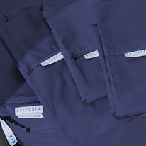 Classic Navy QuickZip Sheets