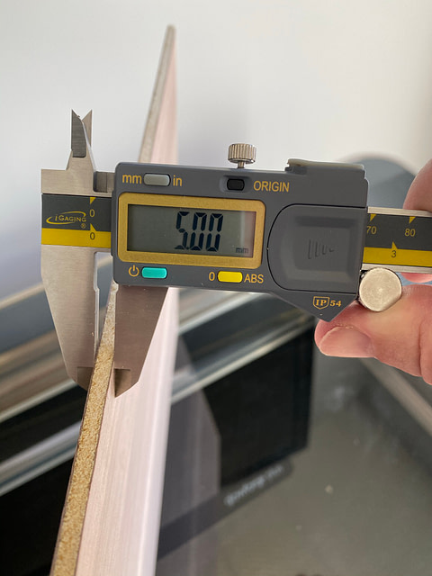 "iGaging ABSOLUTE ORIGIN 0-6"" Digital Electronic Caliper - IP54 Protection/Extreme Accuracy"