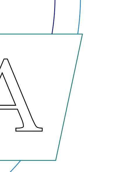 Custom Welcome Sign vector path colors