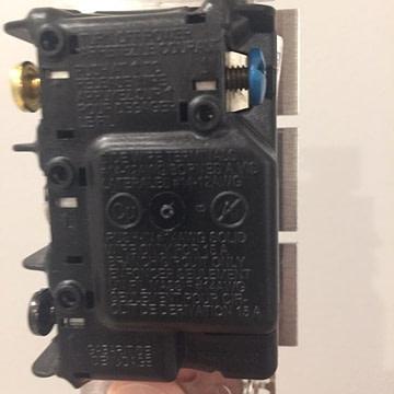 Lutron Timer Switch Wiring Screws