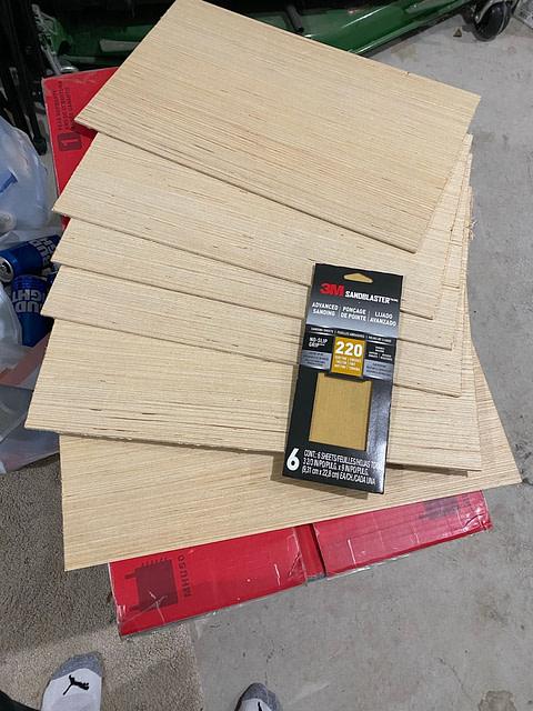 RevolutionPly 5mm Poplar Plywood