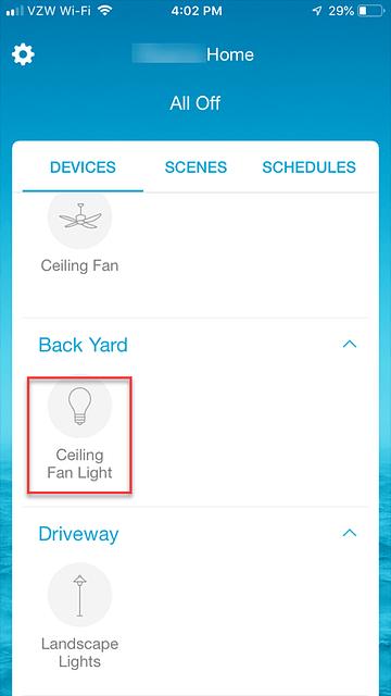 Caseta Main App Screen