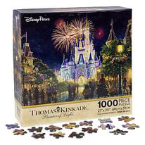 Thomas Kinkade Disney Parks Puzzle